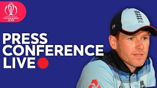 Post Match Press Conference England vs Australia  | ICC Cricket World Cup 2019