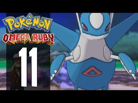 Pokemon Omega Ruby - Part 11 - Mega Latios (Gameplay Walkthrough)