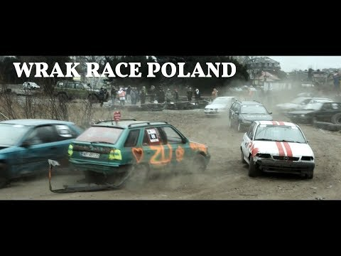 Making the racing car and doing the race (Mazowiecki Wrak Race 2018)