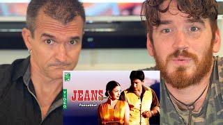 Poovukkul Song REACTION!! | Jeans Movie | A.R.Rahman | Aishwarya Rai