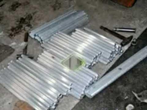 Industrial and Domestic Aluminium Ladder