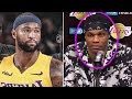 Russell Westbrook TRADE TO LAKERSPAUL GEORGE BETRAYED ME DEMARCUS COUSINS SIGNS TO LAKERS