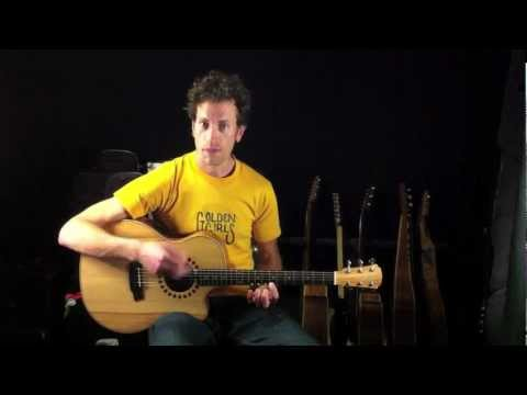 Guitar Lesson - Left Hand Exercise #1