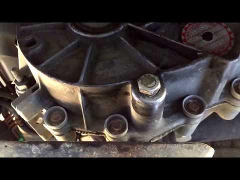 2005 Chevy 2500 hd transfer case oil change