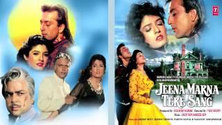 Dil Ek Mandir Pyar Hai Pooja Full Song (Audio) | Jeena Marna Tere Sang | Sanjay Dutt, Ravina Tandan