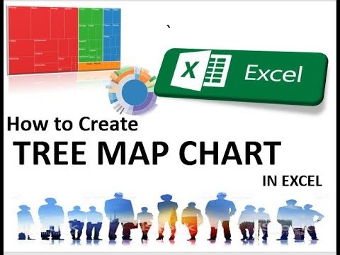 Tree Map Chart in Excel