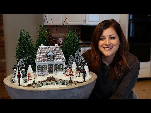 Mini Winter Garden Explained // Garden Answer