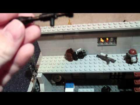 LEGO safe house -MOC
