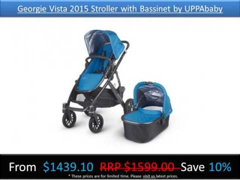 UPPABaby Stroller and Accessories