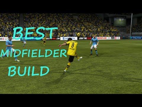 Fifa 13 Best Midfielder Build
