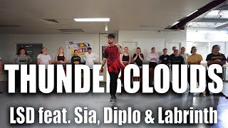 LSD feat. Sia, Diplo & Labrinth   THUNDERCLOUDS   JB Choreography
