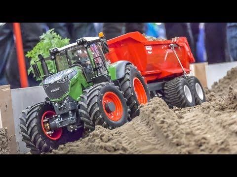 RC Trucks! Tractors! Offroad Cars! Incredible R/C Action!