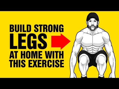 How to do Squats Correctly : Best Tutorial Ever! - Squats For Beginners