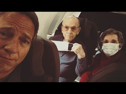 Mike Rowe Gives Us A Taste Of What It Is Like To Travel With His Parents, And It's Hilarious