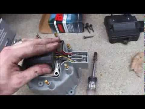 How to Replace the Cap & Rotor on a 1991 Chevrolet Corvette C4 L-98