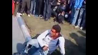 درگیری یک شرور با پلیس در ورامین