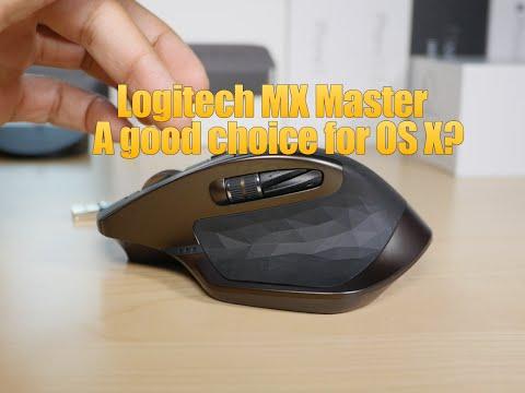 Logitech MX Master: a good choice for OS X users?