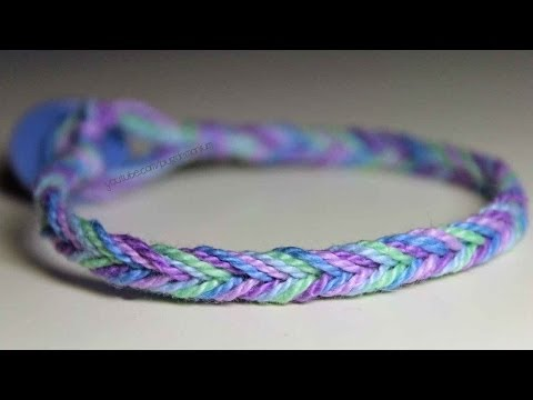 Tutorial: Petite Fishtail Friendship Bracelet
