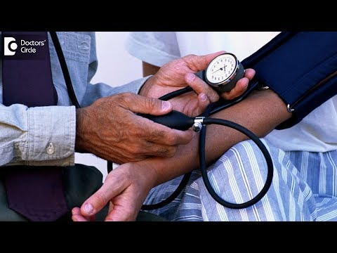 What are the symptoms of high blood pressure? - Dr. Mohan Kumar HN