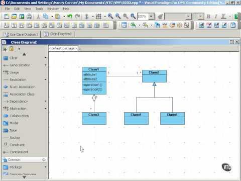 2.03_Use Case & Class Diagrams