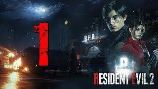 Resident Evil 2 Remake | Capítulo  1 (leon) | Gameplay En  Español | Ps4
