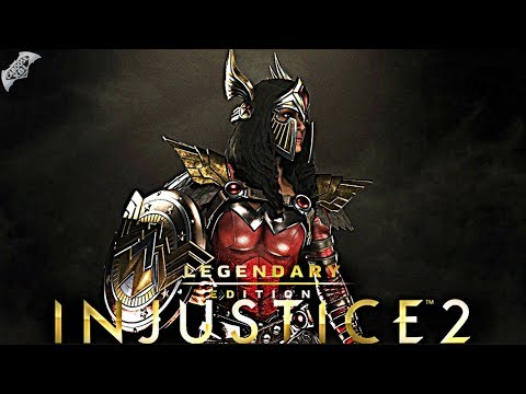Injustice 2 - NEW EPIC GEAR REVEALED!
