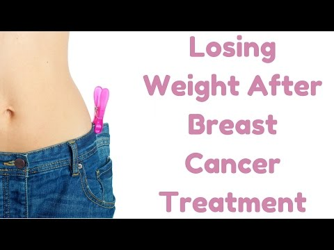 Losing Weight After Breast Cancer Treatment
