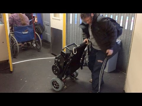 FOLD & GO WHEELCHAIRS® - Traveling with your electric wheelchair