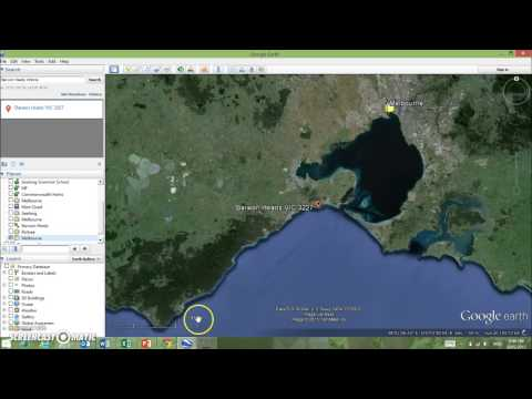 How To Make A Map Using Google Earth