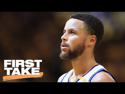 Is Steph Curry's 'Media Darling' Status Breeding Contempt?   First Take   April 21, 2017
