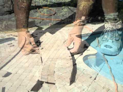 Pool Deck Paver Makeover