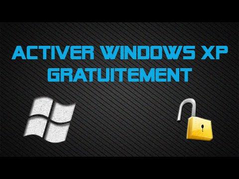 Activer windows xp gratuitement