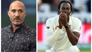 Did England over-bowl Archer in the second Test?