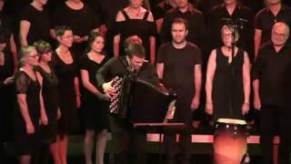 Siamo Tutti - Chant  Du Monde - Ensemble Vocal Ktema -   Emmd - Hennebont