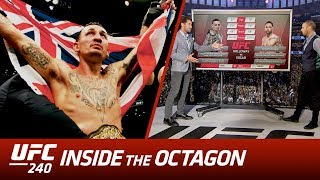 UFC 240: Inside the Octagon - Holloway vs Edgar