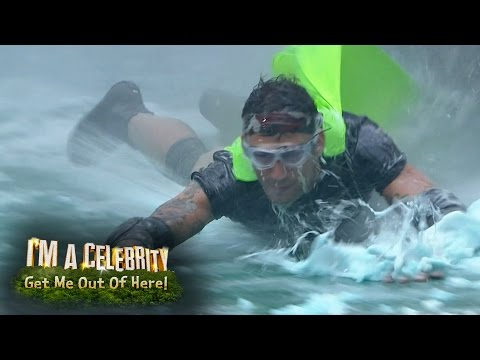 Jake Slides to Victory in the Celebrity Cyclone | I'm A Celebrity...Get Me Out Of Here!