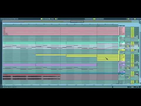 Ableton Live Melodic Dubstep Template - Escape