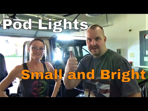 Review 18W Spot Off Road Led Lights from Nilight