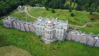 Download Abandoned Billionaires Mansion (The Devil's Palace) Largest Mansion In UK Video