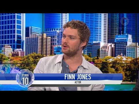 Finn Jones On Going From 'Game Of Thrones' To The Marvel Universe | Studio 10