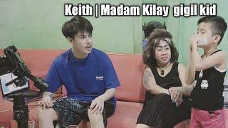 "Madam Kilay X Keith Talens in One Movie ""Kalapanget"""
