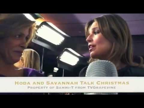 Hoda and Savannah