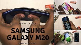 Samsung Galaxy M20 Durability test DON