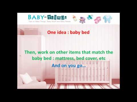 Baby Nursery Decorating Ideas -- Baby Nursery Decor