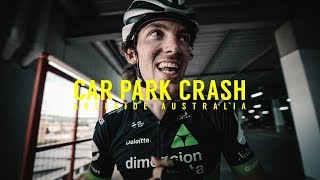 CAR PARK CLIMB CRASH! - TOUR DOWN UNDER