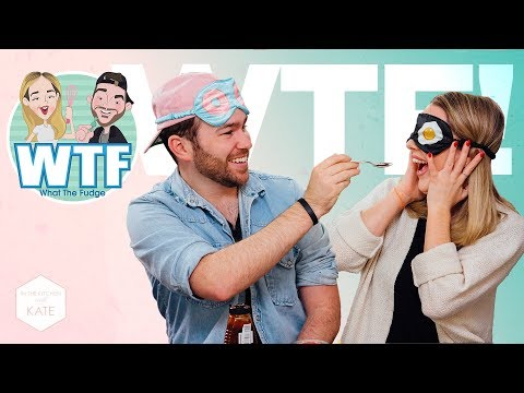WTF is in my mouth?! - In The Kitchen With Kate