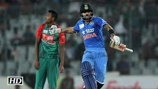 India Beat Bangladesh | Asia Cup Final 2016 | Winning Moments