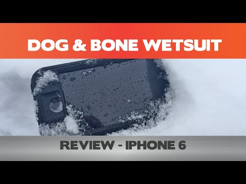 Dog & Bone Wetsuit Review - iPhone 6