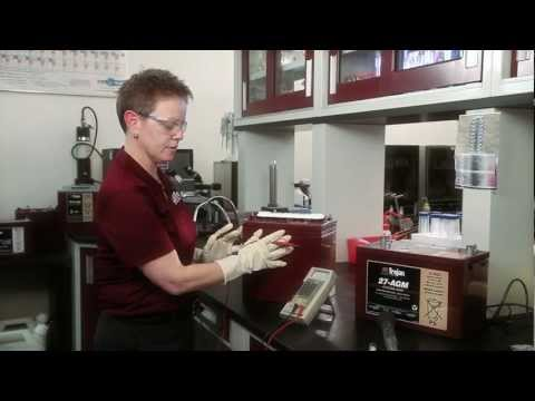 Trojan Tips 2 - Determining the Health of a Deep-Cycle Battery
