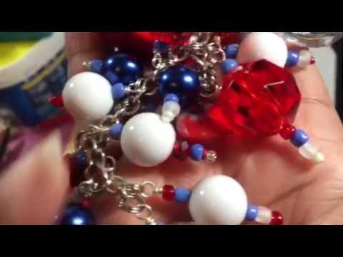 🎀Chunky charm-Busting the Bead Box #1